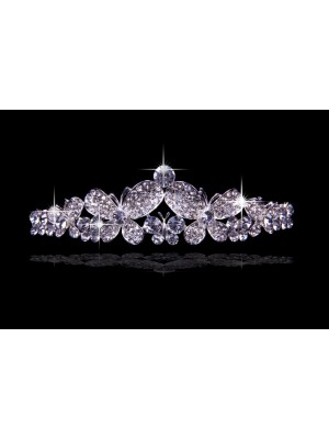 Great Alloy With Czech Strasssteines Wedding Headpieces
