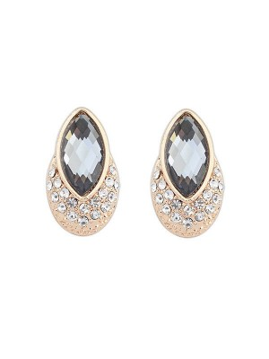Occident Exquisite Gemstone Stud Hot Sale Ohrringe