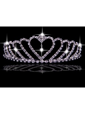 Shinning Alloy Czech Strasssteines Wedding Headpieces
